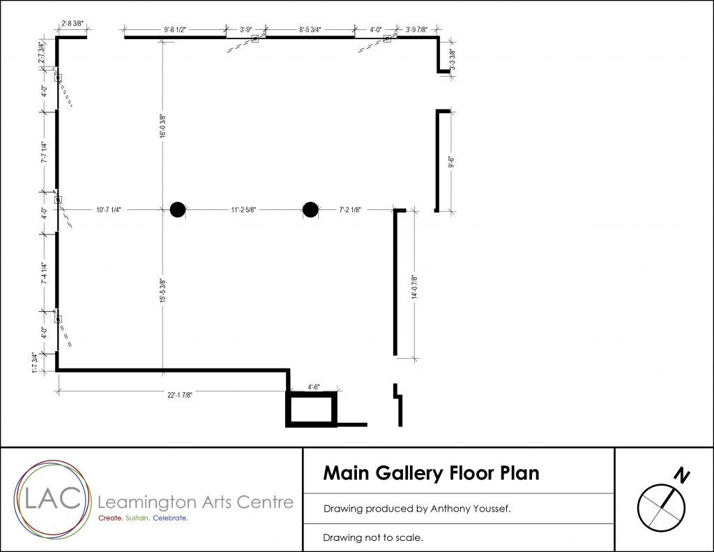LAC_Gallery Floor Plans 2016