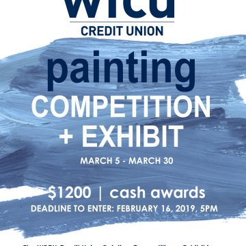 Call for Submissions: WFCU CREDIT UNION:  painting competition + exhibit