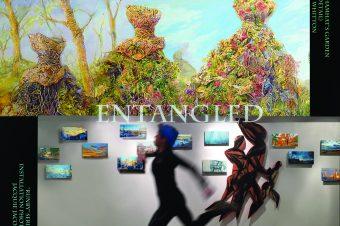ARTIST TALK: Entangled