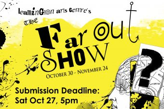 CALL FOR SUBMISSIONS: FAR OUT SHOW