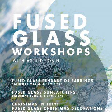 Fused Glass Workshops