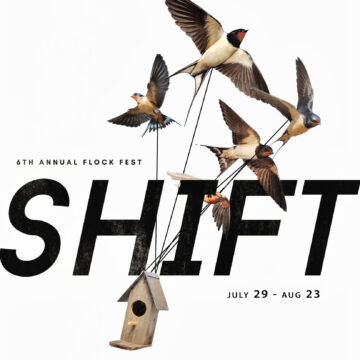 CALL FOR SUBMISSIONS: SHIFT Flock Fest