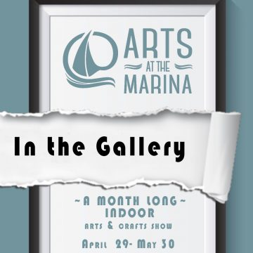 ARTS @ THE MARINA: in the gallery