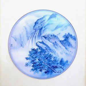"UNTITLED by Hung Chu Lee, 16""x20"""