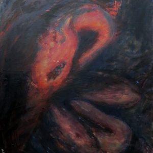 "SLEEPING by Mattia Lapa, 46""x59"""