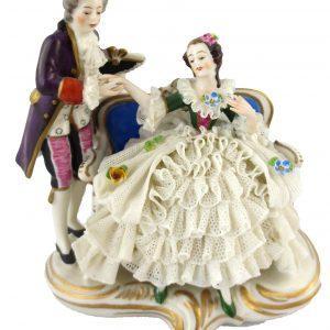 Porcelain Figurine, Germany