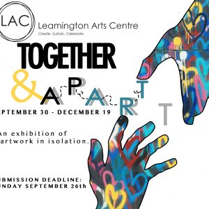 Together & apART: Group Exhibition