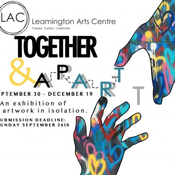 CALL FOR SUBMISSIONS: Together & apART