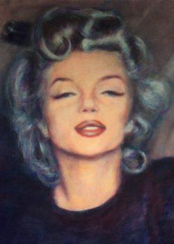04 Marilyn Blue- detail