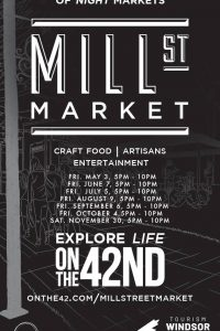 Mill St Market Festivals Ontario Ad WITH DATES