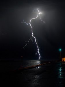 Storms lightning lightening weather clouds rain erieau chatham kent ontario phos3 photography photograph storm chasers5
