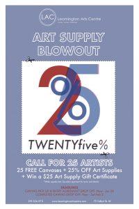 v2 TWENTYfive% 24x36 Poster FINAL LR